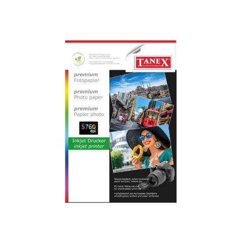 Tanex 180 Gr A4 25 Lik Fotoğraf Kağıdı