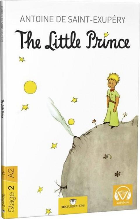 The Little Prince Stage 2 İngilizce Hikaye - Antoine de Saint-Exupery