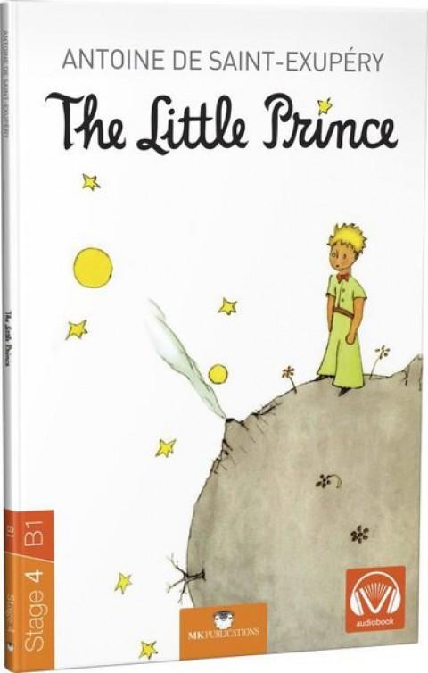 The Little Prince Stage 4 İngilizce Hikaye - Antoine de Saint-Exupery