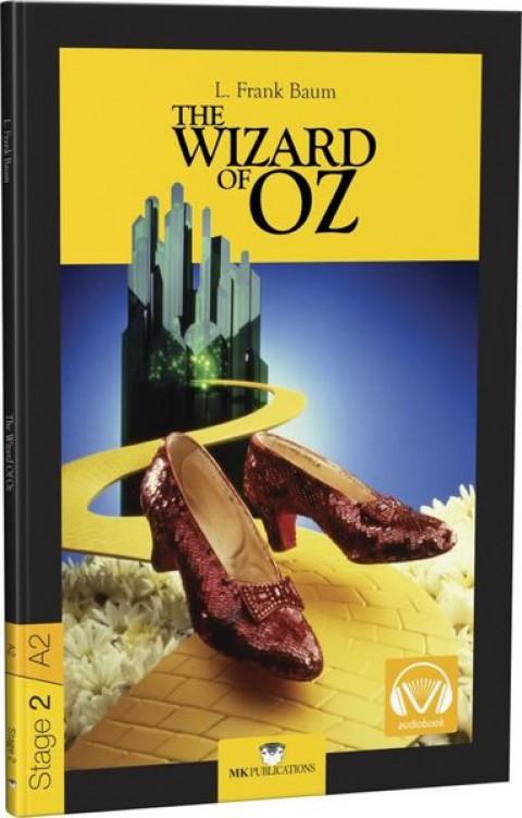 The Wizard of OZ Stage 2 İngilizce Hikaye - L. Frank Baum