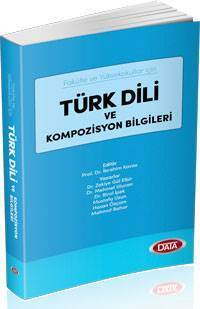 Türk Dili Ve Kompozisyon Bilgileri (İbrahim Kavaz) - Data