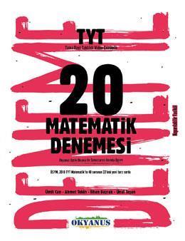 Tyt 20 Matematik Denemeleri - Okyanus