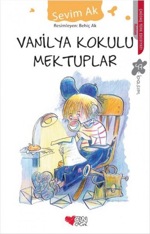 Vanilya Kokulu Mektuplar - Sevim Ak