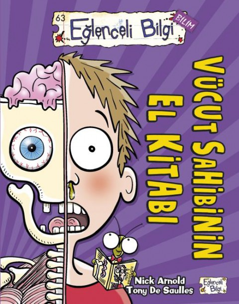 Vücut Sahibinin El Kitabı - Nick Arnold
