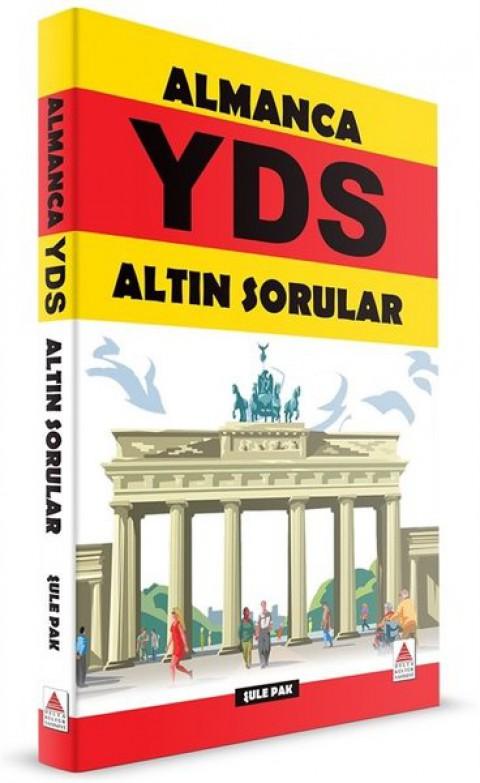 YDS Almanca Altın Sorular - Delta