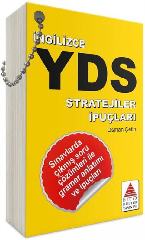 YDS Stratejiler&İpuçları Kartları (İngilizce)