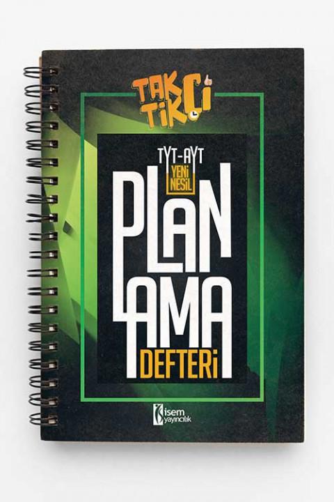 YKS Planlama Defteri ‐ Planlı İsem  - İsem