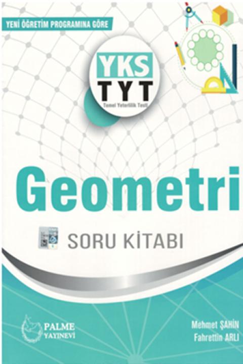 Yks Tyt Geometri Soru Kitabı - Palme