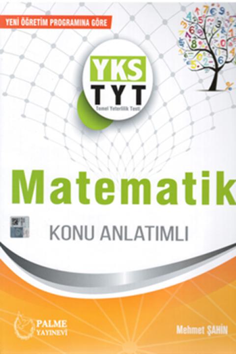 Yks Tyt Matematik Konu Anlatımlı - Palme