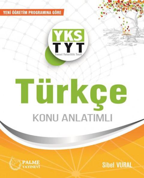 Yks Tyt Türkçe Konu Kitabı - Palme